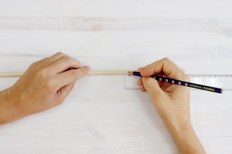 DIY מובייל לקיר