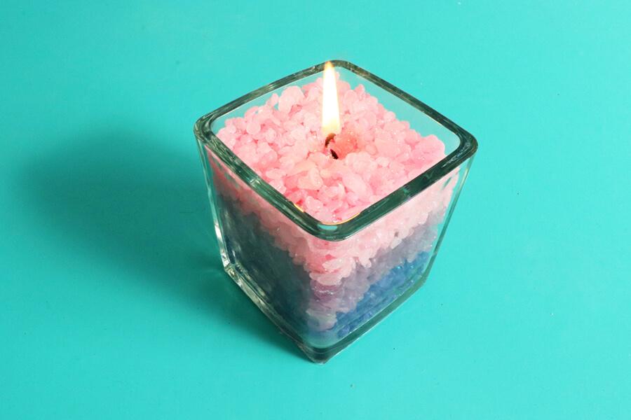 איך להכין נרות