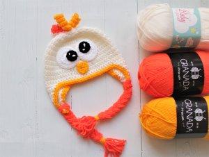 איך לסרוג כובע לתינוק
