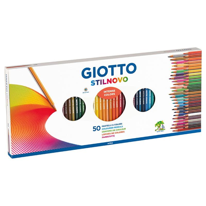 עפרונות צבעוניים 50 גוונים