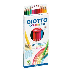 סט עפרונות צבעוניים 3.0