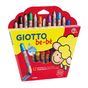 עפרונות עבים במיוחד לתינוקות