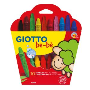 צבעי שעווה עבים לתינוקות
