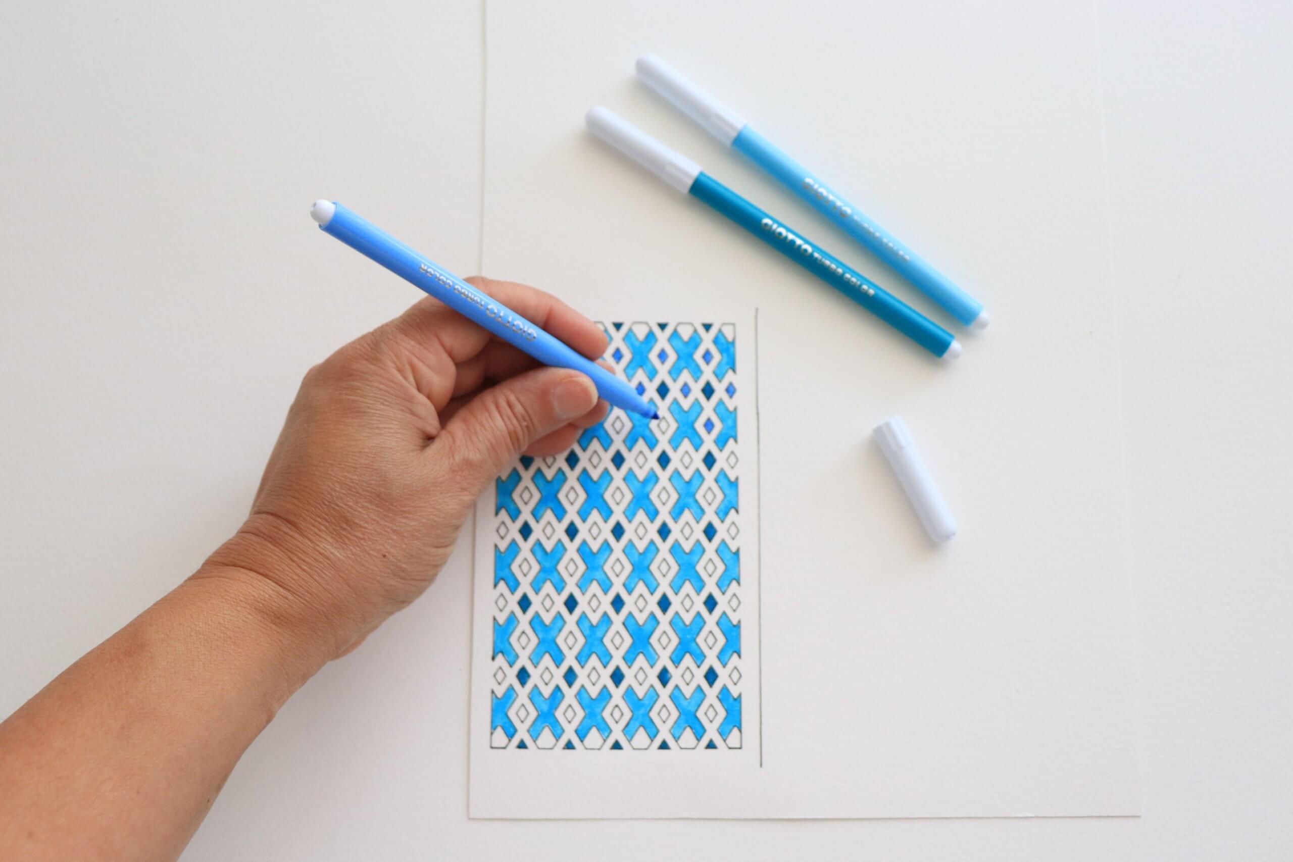 איך להכין סימנייה מנייר